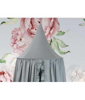 Canopy Grey with frill