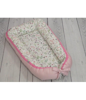 Babynest Satin Flowers