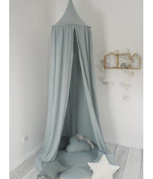 Muslin Cotton Canopy Light...